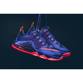1219d961015f Baratos Nike LeBron 12 rojo Online amarillo Venta