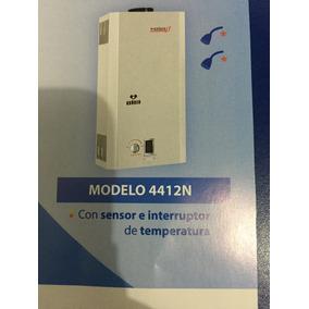 Boiler De Paso Electrónico Automatico Para Gas Na