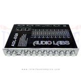 A55 Ecualizador Parametrico Audio Labs 8 Volt + 9 Bandas Msi