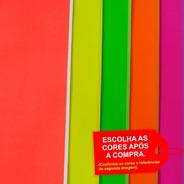 Folha De Eva Estampado Neon 40x60cm - 5 Unidades
