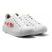 Zapatilla Mujer Sneaker Urbana Plataforma 710 Verano2020