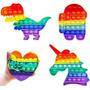 1.Unicornio dinosaurio arcoíris