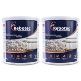 Impermeabilizante Rebotec ® 1kg P/ Laje Reboco Piso Ceramica