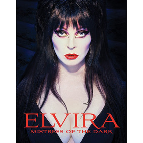 Livro Elvira, Mistress Of The Dark - Importado Capa Dura!