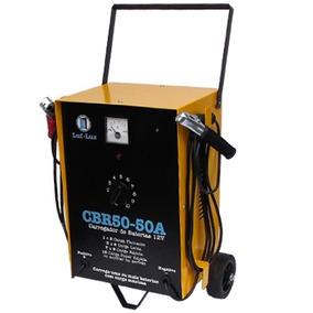 Carregador Bateria Automotivo 12v 50 Amperes Bivolt