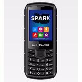Telefono Celular Basico Economico Likuid Liberado Doble Sim