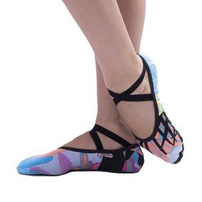 33a9156a3a Sapatilha De Ballet Azul - Sapatos Preto no Mercado Livre Brasil