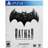 Batman Telltale - Ps4 Fisico Nuevo & Sellado