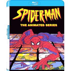 Spiderman 90 Serie Latino Bluray /dvd Completa