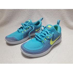 Libre Zapatillas Nike Hombre Mercado De Celestes Free En 0awUzFq 92e126152a246