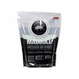 Bbs Airsoft Madbull Precision 0.25 - 4000 Bbs/pacote