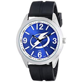 Game Time Mens Nhl-var-tb Varsity Watch - Tampa Bay Lightn