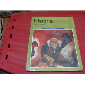 Libro Historia Cuarto Grado Usado en Mercado Libre México