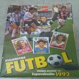 Album Futbol Argentino 1992 Completo Lleno Impecable Ultra
