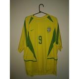 Camisa Do Brasil Dupla Camada De 2002 no Mercado Livre Brasil 3d3aae3690371