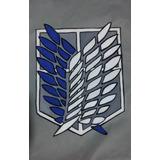 Escudo Para Chaqueta De Shingeki No Kyojin Cosplay