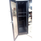 Gabiente De 42 Ru Incluye Base Power Rack 2 Bandejas Naciona