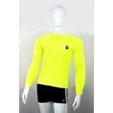 Kit 3 Camisas Com Proteção Solar Uv 50+ Poliamida