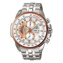 Reloj Casio Edifice Ef-558d-7av Entrega Inmediata