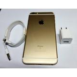 Iphone 6 Plus 128gb Gold Dorado Libre Accesorios