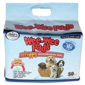 Perros Panales Entrenadores Wee Wee Pads 50pz +kota