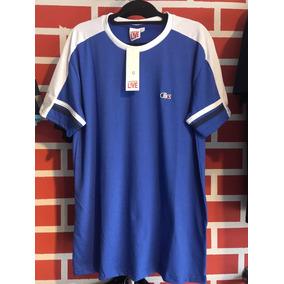 Camiseta Lacoste Masculina Listrada Gola Camisetas Masculino Manga ... 89dcd2c81d