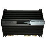 Amplificador Módulo Sony Xplod Xm-gtx6040/qbr C/ 3/4 Canais