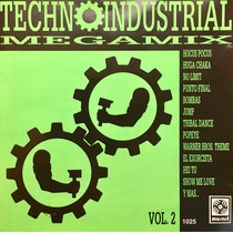 Cd Techno Industrial Megamix Vol2 Hocus Pocus Huga Chaka Hei