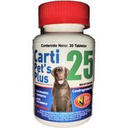 Carti Pets Plus25 30 Tabletas Perros Norvet