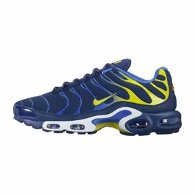 Promocao Tenis Nike Air Max Plus Binary Blue Trainers