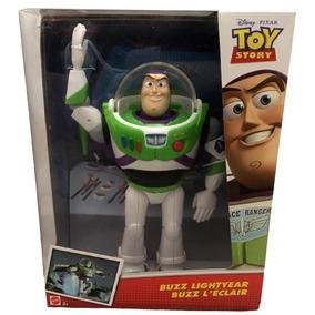 Boneco Buzz Lightyear Toy Story 3 Disney - Mattel