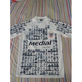 Camisa Corinthians Medial 2008 Comemorativa (fotos)