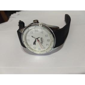 Reloj Puma Color Blanco Hombre