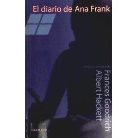El Diario De Ana Frank(libro Teatro)