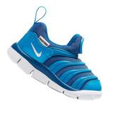 Tênis Nike Infantil Menino Dynamo Fr Azul 343938419 Original