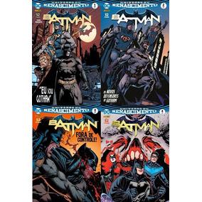 Batman Renascimento 1 Ao 4