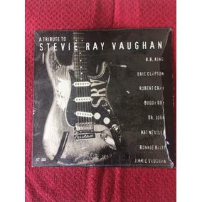 Laser Disc - Stevie Ray Vaughan -tribute .import