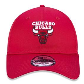 Boné Aba Curva Vermelho 920 Chicago Bulls Nba - New Era 7472c6caa2c