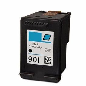 Cartucho Novo Hp 901 Preto Impressora Hp J4660 4500 J4680