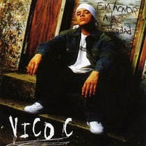 Cd Vico C - En Honor A La Verdad