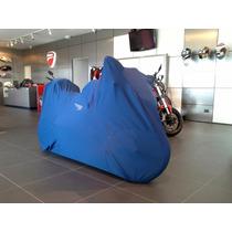 Capa Cobrir Proteger Moto Honda Nxr 150 Bros Mix Ks Luxo