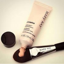 Maquillaje Liquido Acabado Mate Timewise Mary Kay Con Brocha