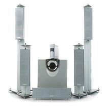 Sistema De Teatro En Casa 5.1 Canales Model. Puro Sp101,