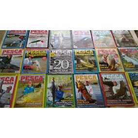 Revistas Pesca E Cia, Edição 224 A 258