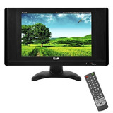 Tela Bak Bk-tft-1110 Tv E Monitor De 11 Com Vga/usb/slot Sd