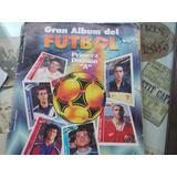 Álbum De Figurítas Fútbol Argentino 98/99