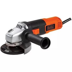 Esmeril Angular Black + Decker - G720 - 4-1/2 820w