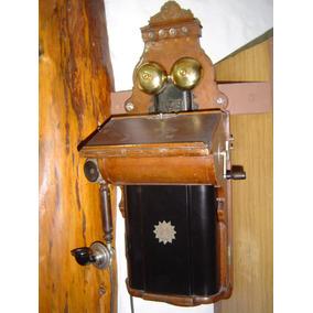 Teléfono Antiguo Original L.m.ericsson