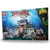Ninjago Lego Alterno Ataque Asalto Templo Samurai Ataque Emb