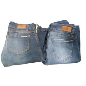 Jeans Dama Tucci Elastizados Chupin